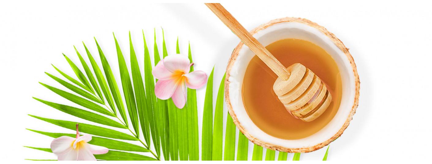 Kokosové mléko a med